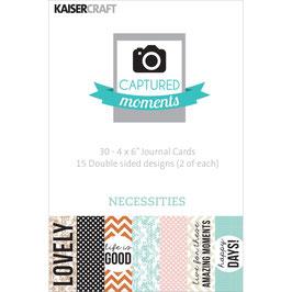 Carte PL Kaisercraft NECESSITIES