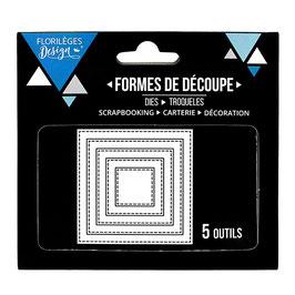 """Dies """"carrés basiques""""_FD"""