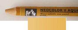 Néocolor2 Caran d'Ache aquarellable_Ocre