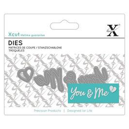 """Dies """"You& Me""""Xcut"""