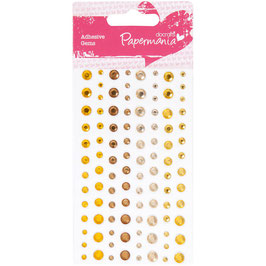 Strass papermania Gold