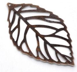 Feuille en cuivre Grand Modèle