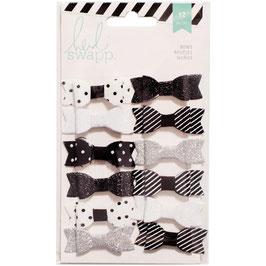 12 noeuds Noir & Blanc_ heidi Swapp