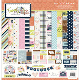 Photo Play Paper - Family Ties Collection