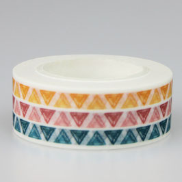 """Masking tape """"3 triangles"""""""