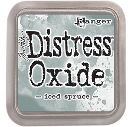 Encre Distress  OXIDE' ICED SPRUCE