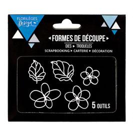 Dies Fleurs et feuilles_FD