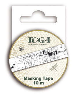 Masking tape _Cabinet de curiosités
