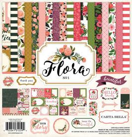 Carta Bella Flora _ Pack 30*30