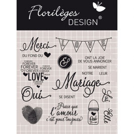 Tampons  clear Notre mariage Clears FD