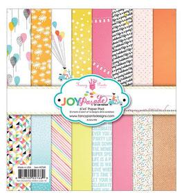 """Paper Pads 15*15 """"Joy parade""""_Fancy pants"""