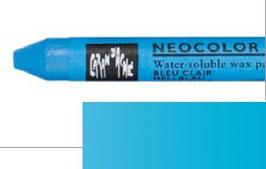 Néocolor2 Caran d'Ache aquarellable_Bleu Clair