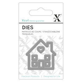 Mini Dies Maison X cut
