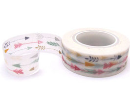 "Masking tape ""flèches"""