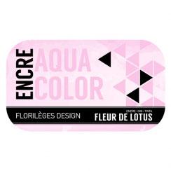 """Encre Floricolor """"Fleur de Lotus"""""""