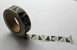 Masking Tape gris&noir