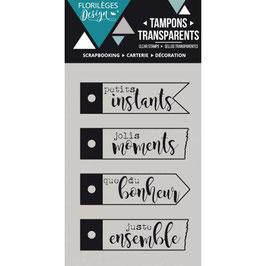 Tampon Clear Quatre étiquettes_FD