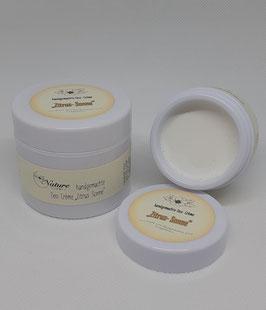 """Zitrus- Sonne"" - handgemachte Deo- Crème"