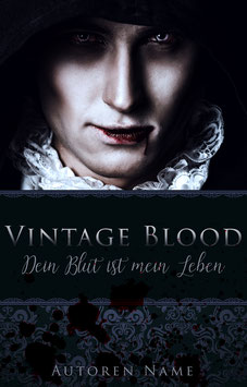 "Premade 09 - ""Vintage Blood"""