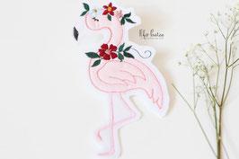 Boho-Flamingo