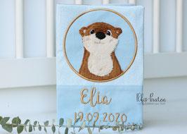 Kleiner Otter- Auf Wunsch auch mit Geburtsdatum