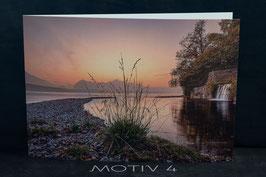 Fotogrusskarte gefaltet A5 inkl. Couvert Motiv 4
