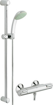Grohe Brauseset mit Thermostat