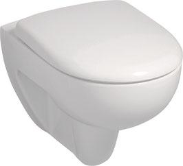 WC-Keramik Style mit Spülrand und spülrandlos