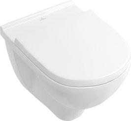 WC Set: Spülrandloses Tiefspül-Wand-WC