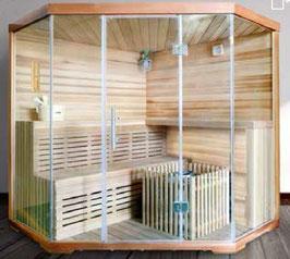 Sauna 1800²