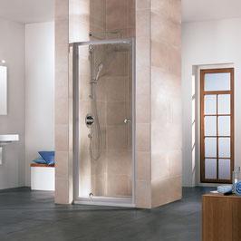 Duschabtrennung gerahmt 6mm ESG mit Glasbeschichtung