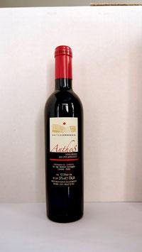 Anthos, vino passito Rosso