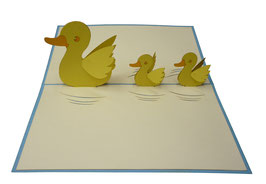 Les petits canards