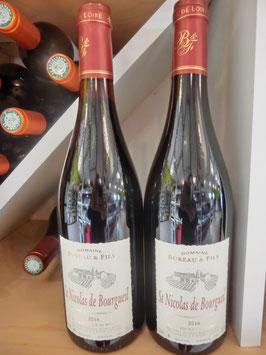 Vin rouge de Loire