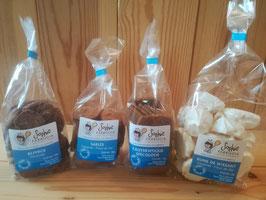 Biscuits de Sophie sucrés