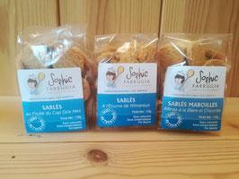 Biscuits de Sophie salés