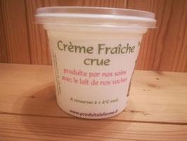 Crème Fraîche fermière de vache