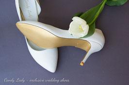 Свадебные туфли Ваниль. Скидка 20% на Вашу любимую модель
