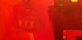 """Heute mal nur ich """"Orange-Rotes Inferno"""" 14.8.2020"""