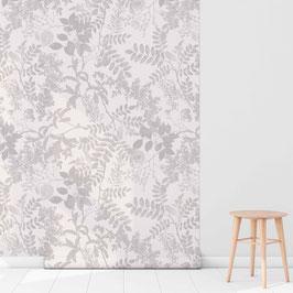 WALLPAPER ombres chinoises gris
