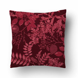 CUSHION ombres chinoises sienna/sienna