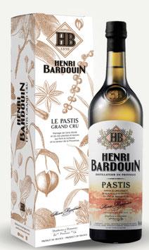 Henri Bardouin Pastis Provence, 45% VOL., 0,7L