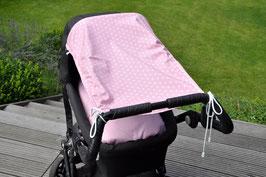 Wende-Sonnensegel für den Kinderwagen