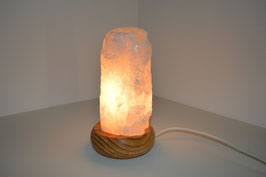 Bergkristall-Lampe, mittel