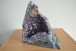 Amethyst-Druse/Geode (Bruchstück) - 4