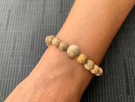 Leopardenfell-Jaspis-Armband - 2