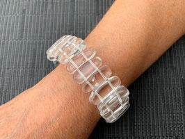 Bergristall-Armband