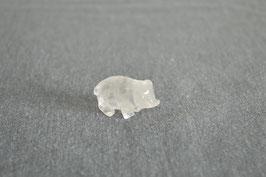 Bergkristall-Schwein