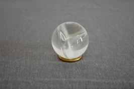 Bergkristall-Kugel, 4,1 cm