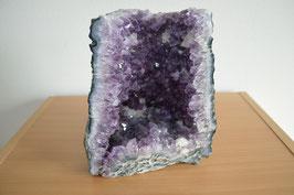 Amethyst-Druse/Geode (Bruchstück) - 3